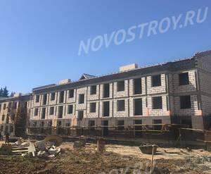 Малоэтажный ЖК «Борисоглебское»: ход строительства