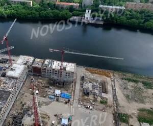 МФК «Западный порт»: скриншот с видеообзора