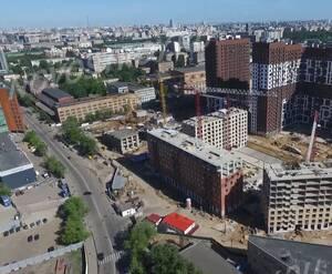 ЖК «Лефортово Парк»: скриншот с видеообзора