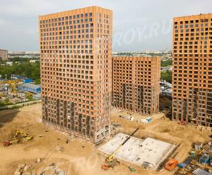 ЖК «Аннино Парк»: ход строительства корпуса №3