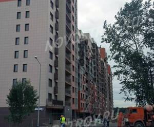 ЖК «Новое Измайлово»: ход строительства корпуса №1