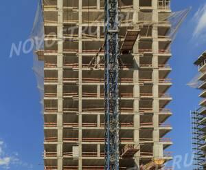 ЖК «Life-Кутузовский»: ход строительства корпуса №3