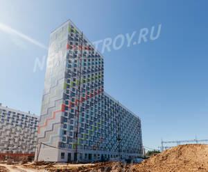 ЖК «Римского-Корсакова 11»: ход строительства корпуса №2