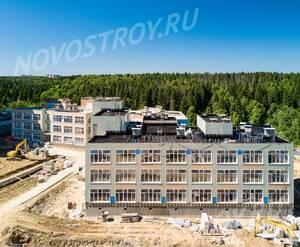 ЖК «Изумрудные холмы»: ход строительства школы