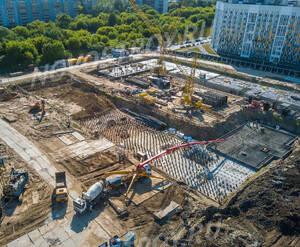 ЖК «Люберецкий»: ход строительства корпуса №8.2