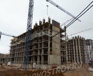 ЖК «Инновация»: ход строительства корпуса №2