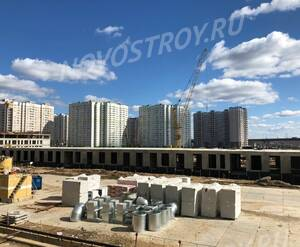 ЖК «Люберецкий»: ход строительства корпуса №9.1