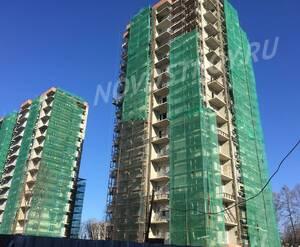 ЖК «Зеленоград Сити»: ход строительства корпуса №336