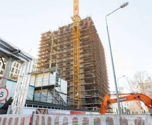 МФК «Maison Rouge»: ход строительства