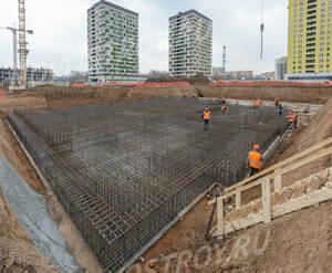 ЖК «Новое Медведково»: ход строительства корпуса №20