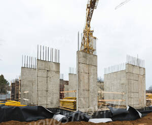 ЖК «Авентин»: ход строительства корпуса №1