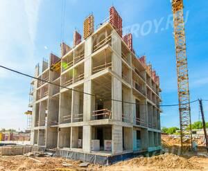 ЖК «LIFE-Варшавская»: ход строительства башни №3