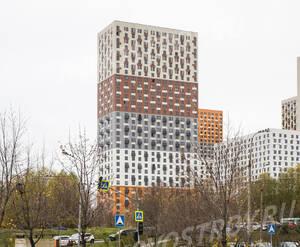 ЖК «Митино парк»: ход строительства корпуса №6