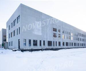 ЖК «Одинцово-1»: ход строительства школы
