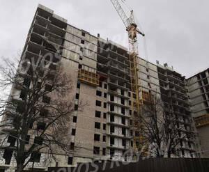 ЖК «Зеленый квартет»: ход строительства