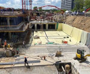 ЖК «Sydney City»: ход строительства корпуса №1
