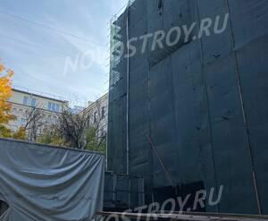 МФК «Golden Mile private residences»: ход строительства