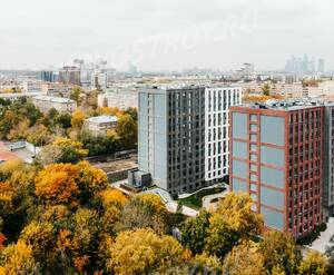 МФК «Level Донской»: ход строительства