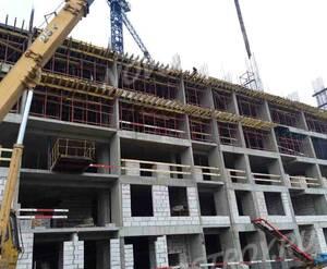 ЖК «Sydney City»: ход строительства корпуса №3