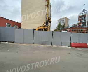 Апарт-отель «Vernissage»: ход строительства