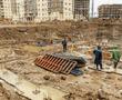 На стройплощадке «Люберец 2018» упал кран: один рабочий погиб, другой — в больнице