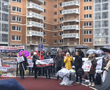 Звенигородские дольщики «СУ-155» провели митинг
