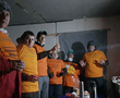 Девять «царицынцев» заселились в свой недостроенный дом