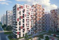Строительство ЖК «Новый Зеленоград»: закончены монолитные работы