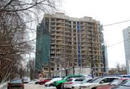 Темп строительства ЖК «Консент» держится на высоком уровне