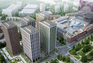 Тинькофф Банк приобрел офисные площади класса А в многофункциональном комплексе «Водный»