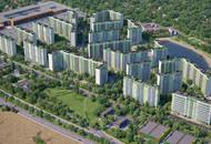 Новая развязка на трассе М4 улучшила транспортную доступность нескольких жилых комплексов Домодедово