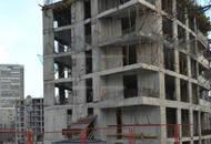 ЖК «Квартал Триумфальный» строят 150 рабочих