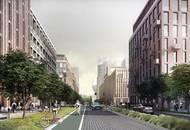 В Нагатинской пойме появится масштабный проект с жильём и инфраструктурой