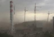 Мосгосстройнадзор: обрушившийся ураган не повредил столичные стройки