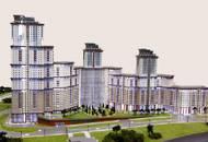Один из незавершенных жилых комплексов Полонского могут начать достраивать уже в 2017 году