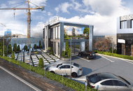 В ЖК Silver завершается строительство собственного офиса продаж