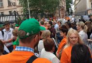 Дольщики «Царицыно» начинают массовую подачу заявлений в МВД, прокуратуру и ФСБ
