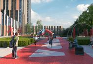 «Маяковский» вошел в 10-ку лучших строительных объектов столицы