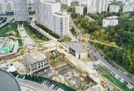 Новый дом с панорамными лифтами в Черемушках введут в эксплуатацию в 2019 году