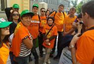 Дольщики ЖК «Царицыно» объявили голодовку у здания правительства Москвы 24 мая
