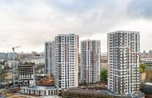 В крупном жилом квартале на юге Москвы появится еще одна новостройка