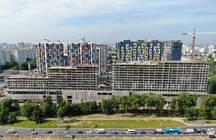 «Группа Эталон» достроила жилой комплекс на 3 тысячи семей на севере Москвы