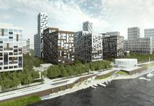 «Главстрой Девелопмент» получил разрешение на строительство ЖК в районе Филёвского парка