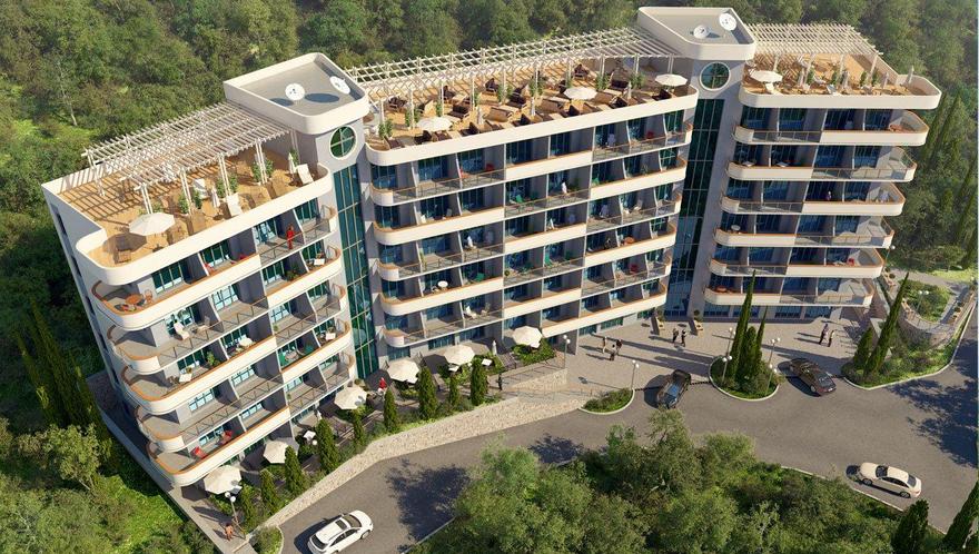Апарт-отель практически  на500 номеров построят вграницах промзоны ЗИЛ