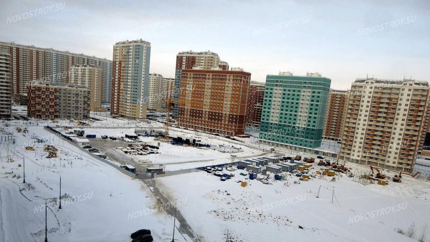 Загод массовый рынок новостроек столицы был дополнен 23 проектами