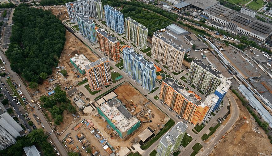 В2017-м в столицеРФ утвердили дюжину проектов планировок промзон