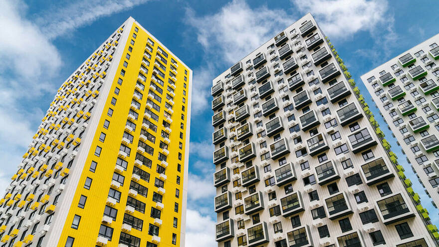 Спад экономики только «взвинтит» цены на недвижимость