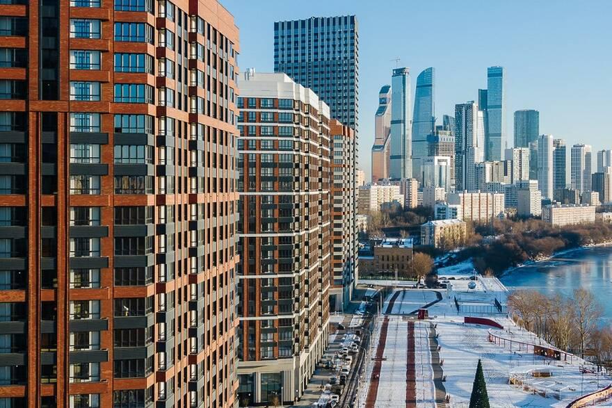 Москва и Петербург оказались в десятке городов мира с самым быстрым ростом цен на жилье