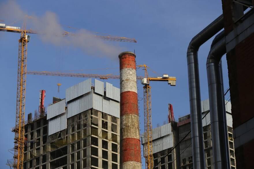 На месте бетонного завода возведут 332 тысячи «квадратов» недвижимости и «социалки»